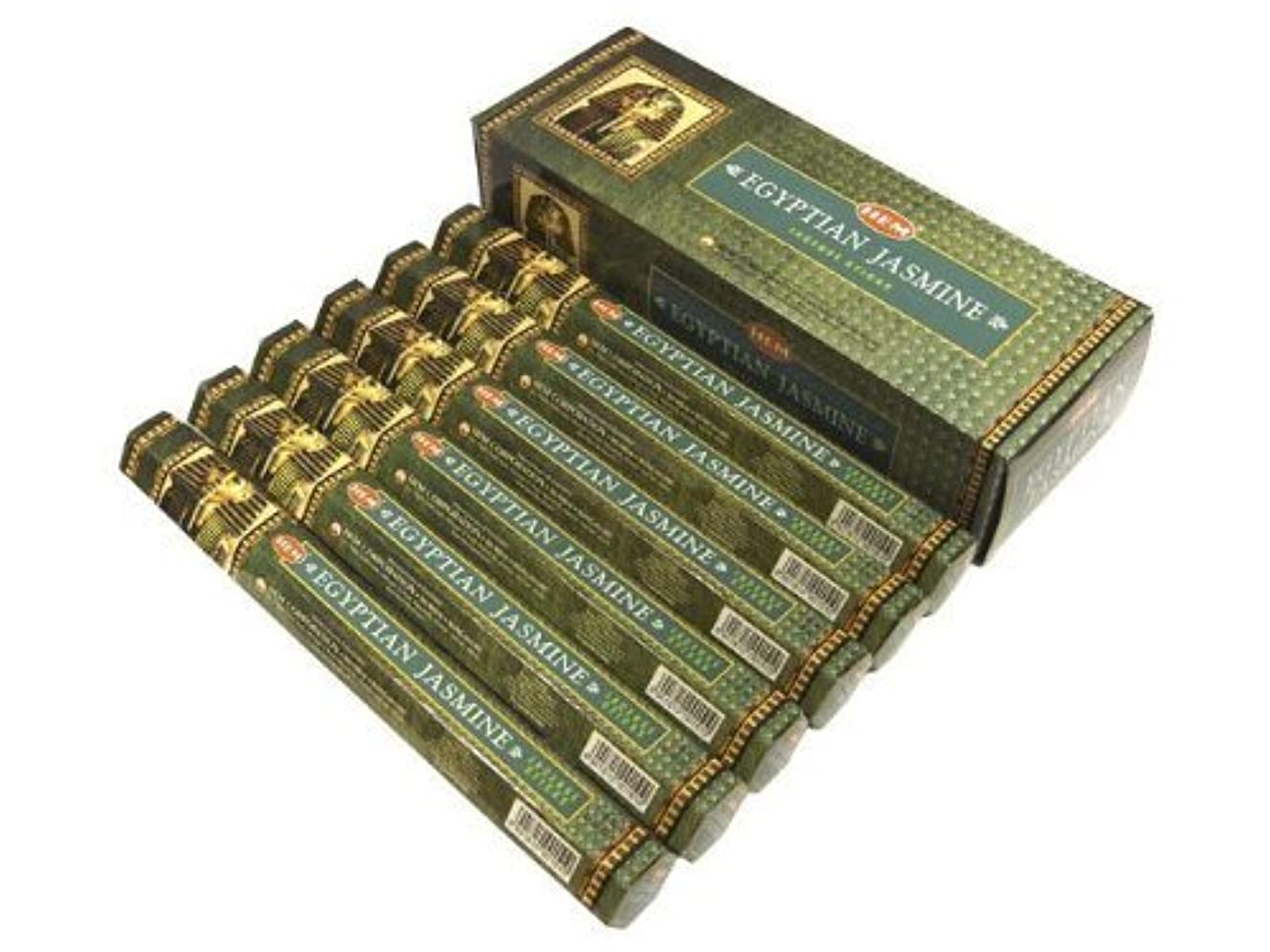 避けられない本物メイエラHEM(ヘム)社 エジプシャン ジャスミン香 スティック EGYPTIAN JASMINE 6箱セット