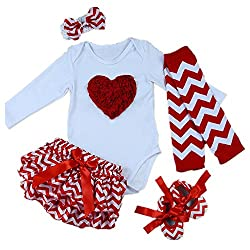 best ideas for a baby valentines day photos