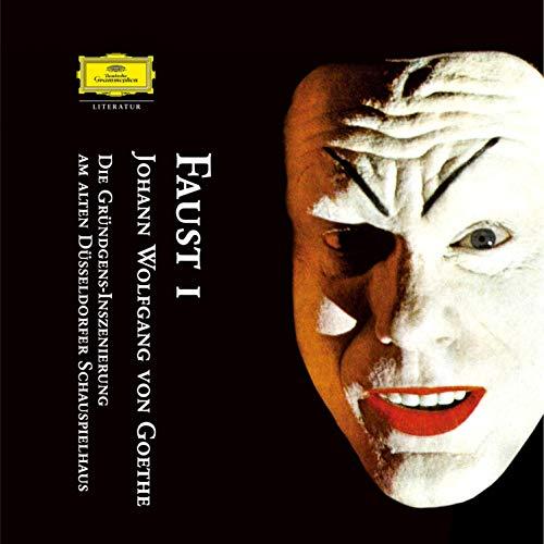 Goethe - Faust 1 Titelbild