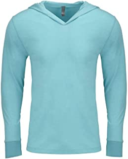 Next Level Adults Unisex Tri-Blend Long Sleeve T-Shirt Hoodie