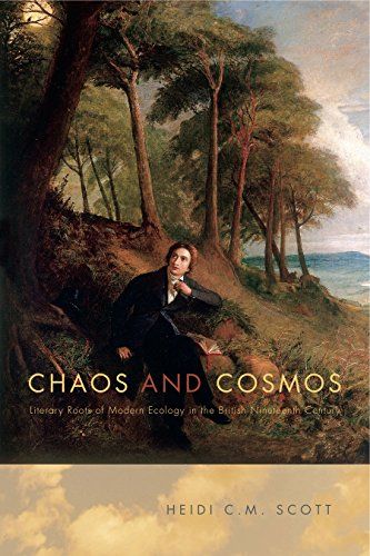 Chaos and Cosmos: Literary Roots of Modern Ecology in the British Nineteenth Century (English Edition)