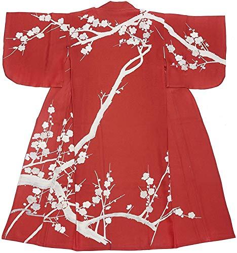 Dresses Japanese Kimono Traditional Cosplay Yukata Women Haori Japan Geisha Costume...