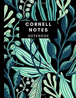 Cornell Notes Notebook. Cornell Note Taking System College Ruled Paper Notebook Journal For School University Teachers And...