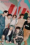 BTS NOTEBOOK : GREAT NOTEBOOK FOR SCHOOL OR AS DIARY LINED FOR 100 pages: Notebook that can serve as a Planner, Journal, Notes and for Drawings. (BTS Notebook)