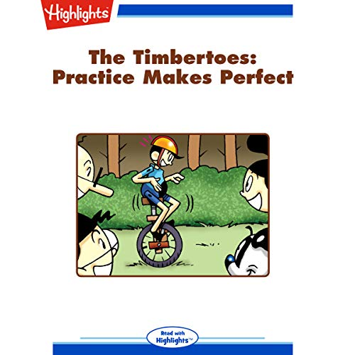The Timbertoes: Practice Makes Perfect copertina