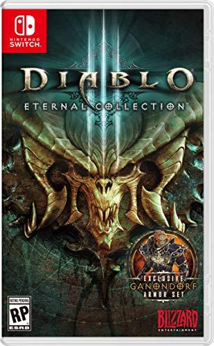 Nintendo Switch Diablo III 3 Eternal Collection
