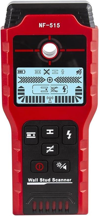 LIMEI-ZEN CSJ Wall Detector Bargain sale famous NF-515 Depth Tracker Wire Multifunct