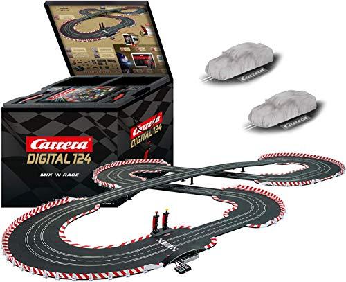 Carrera Digital 124 Rennbahn Mix´n Race Volume 3 Set / Grundpackung 90922 Autorennbahn 2 Wunsch Autos zum Auswählen