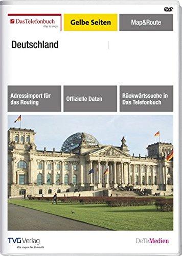 Das Telefonbuch Gelbe Seiten Map&Route Herbst/Winter 2014/15