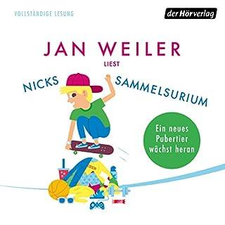 Nicks Sammelsurium                   Autor:                                                                                                                                 Jan Weiler                               Sprecher:                                                                                                                                 Jan Weiler                      Spieldauer: 54 Min.     84 Bewertungen     Gesamt 4,4