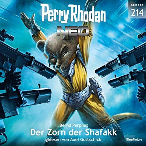 Der Zorn der Shafakk cover art