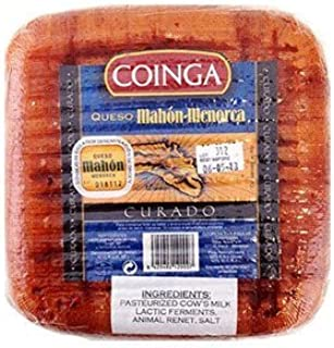 Spanish Cheese Mahon DO Reserva 1 lb.