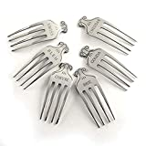 Norpro Stainless Steel Cheese Markers, Set of 6 NOR-334...