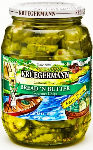 Bread 'n Butter Pickles