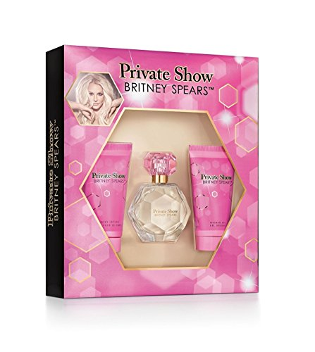 Britney Spears 3 Piece Private Show Fragrance Set