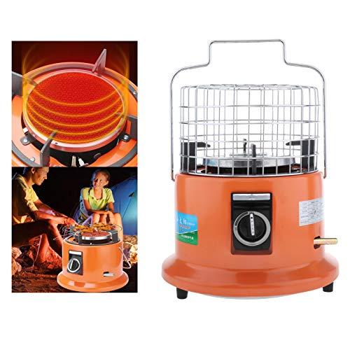 DHYBDZ Calentador de Gas portátil Multifuncional, Estufa de Cocina y calefacción instantánea al Aire Libre, Estufa de asado al Aire Libre Calentador de Gas Natural,Natural Gas