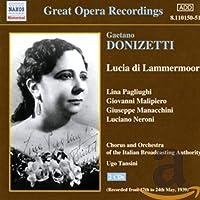 Donizetti:Lucia De Lammermoor