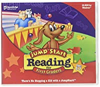 jump start Reading for First Graders