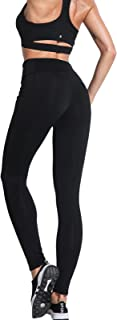 High Waisted Yoga Leggings for Women with Pockets No...