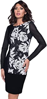 Best frank lyman black and white dress Reviews