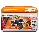 Meccano - 6027720 - Mallette Voiture à Rétro Friction Meccano Junior
