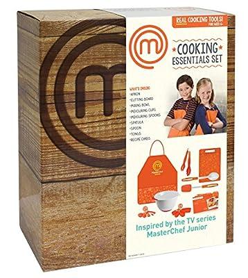 Master Chef Jr. Cooking Essentials Set