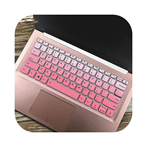 Funda protectora teclado teclado para Lenovo Ideapad 530s-14IKB 530s-14arr 530S 14IKB 14ARR 530 s 330330-14 14AST 330S 14'-Fadepink