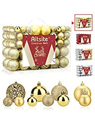Aitsite Christmas Tree Baubles