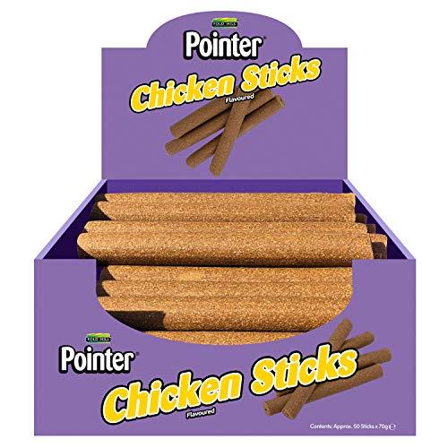 Pointer 50 Chicken Sticks