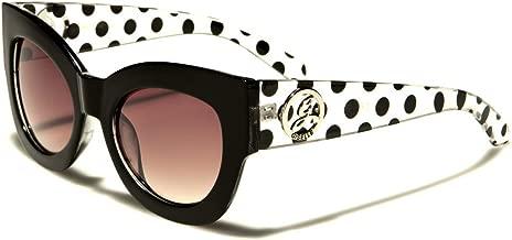 Giselle Women's Vintage Retro Cat Eye Designer Sunglasses