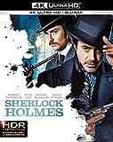 シャーロック・ホームズ (4K ULTRA HD & ブルーレイセット)(2枚組)[4K ULTRA HD + Blu-ray] image