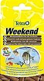 tetraetilo Amin Weekend Semana Forro (Compacto Forro Sticks para la Alimentación de Todos los Peces Ornamentales Fin de Semana o a través de número de años de la Ausencia hasta 6días), 20Unidades