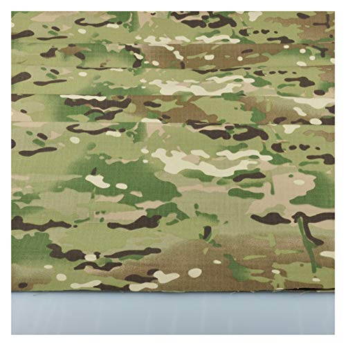 Multicam Pattern Camo Camouflage Cotton Blend Army Military 60' W Fabric Cloth