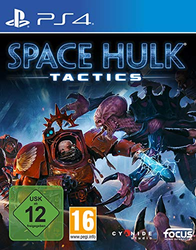 Space Hulk: Tactics [Playstation 4]
