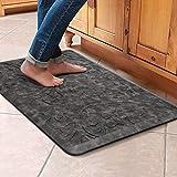 KMAT Kitchen Mat Cushioned Anti-Fatigue Floor Mat Waterproof Non-Slip Standing Mat Ergonomic Comfort...