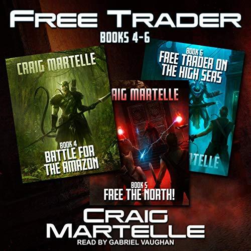 Free Trader Box Set, Books 4 - 6 cover art