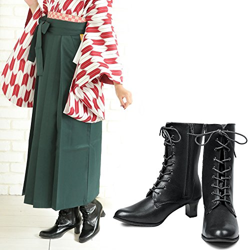 京越卸屋『きもの屋さんが作ったBoots袴ブーツ』