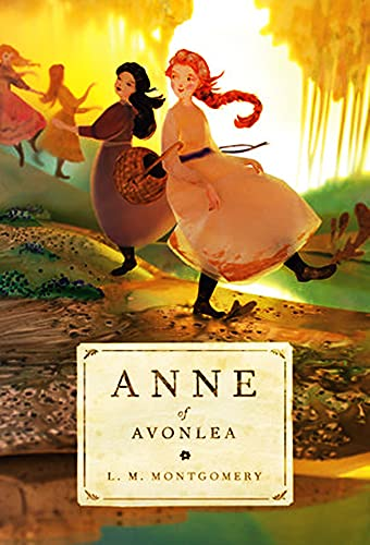 Anne of Avonlea(illustrated) (English Edition)