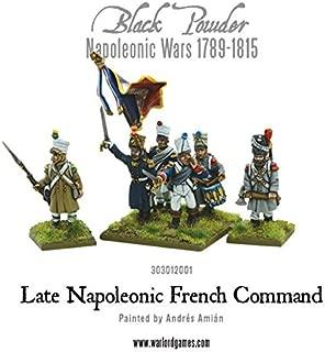 Black Powder Napoleonic Wars 1789-1815, Late Napoleonic French Command Warlord Games