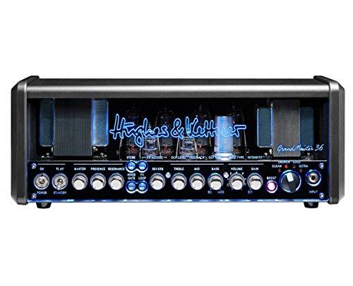 Hughes & Kettner GrandMeister 36 Head, Fully Programmable Valve Amp