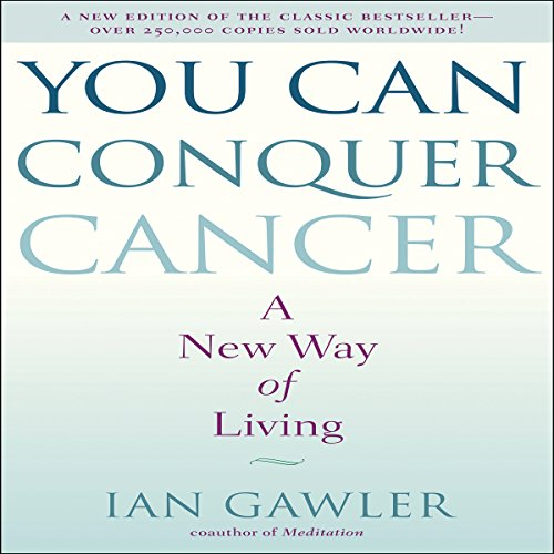 You Can Conquer Cancer audiobook cover art