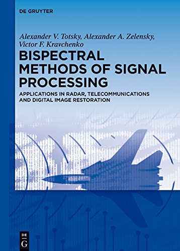 Bispectral Methods of Signal Processing: Applications in Radar, Telecommunications and Digital Image Restoration (English Edition)