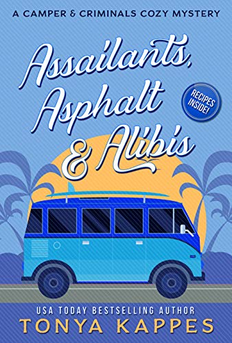 Assailants, Asphalt & Alibis by Tonya Kappes ebook deal