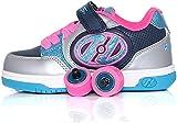 Heelys Plus X2 - Zapatillas para niña, Color, Talla 35 EU