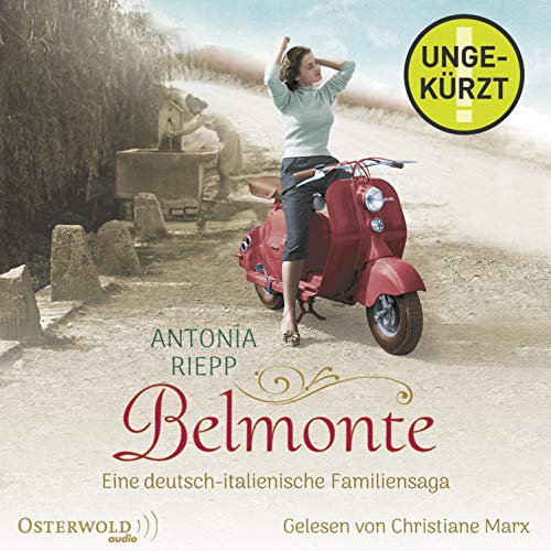 Belmonte audiobook cover art