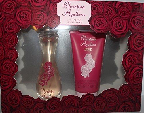 Christina Aguilera TOUCH OF SEDUCTION EdP 30ml Shower Gel 50ml *Geschenksets*