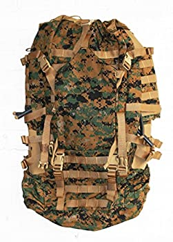 Arc teryx USMC Field Pack MARPAT Main Pack Woodland Digital Camouflage Spare Part Component of Improved Load Bearing Equipment  ILBE