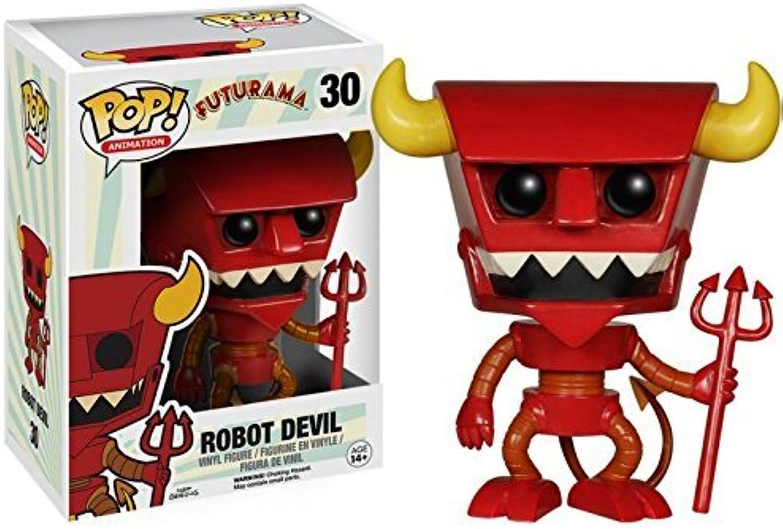 Futurama Robot Devil Pop  Vinyl Figure by FunKo