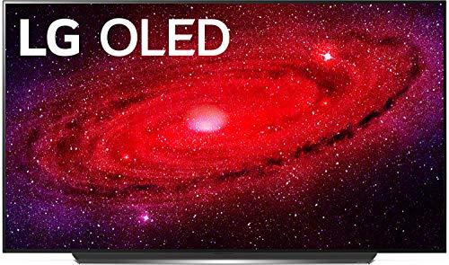 LG OLED77CX9LA 195 cm (77 Zoll) OLED Fernseher (4K, Dual Triple Tuner (DVB-T2/T,-C,-S2/S), Dolby Vision, Dolby Atmos, Cinema HDR, 100 Hz, Smart TV) [Modelljahr 2020]