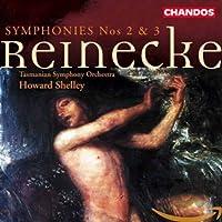 Symphony 2 & 3